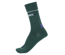 Socken x Reebok mit Baumwolle