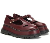 Loafers Aldwych aus Leder