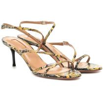 Sandalen Carolyne 60 aus Leder