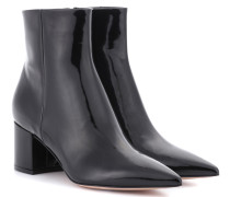 Exklusiv bei mytheresa – Ankle Boots Piper 60 aus Lackleder