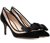 Pumps Dollybow aus Samt