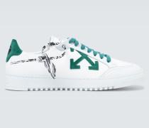 Sneakers 2.0 aus Canvas