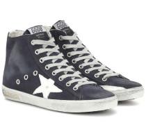 High-Top-Sneakers Francy