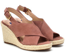 Wedge-Sandalen Paris
