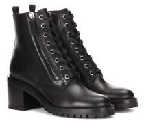Ankle Boots Croft aus Leder