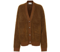 Cardigan Rives mit Mohairanteil