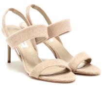 Sandalen Paula aus Kaschmir