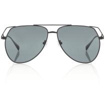 X Linda Farrow Aviator-Sonnenbrille Telma