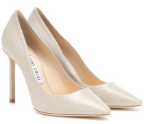 Pumps Romy 100 aus Canvas