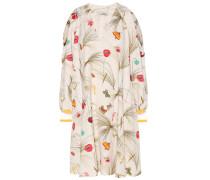 Exklusiv bei Mytheresa – Crêpe-Kleid mit Print