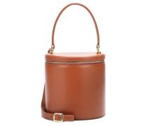 Bucket Bag Vitti aus Leder