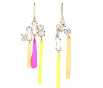 Ohrringe Tabu mit Kristallen