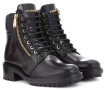 Ankle Boots Army Ranger aus Leder