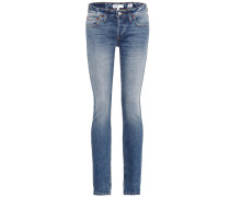 Low-Rise Jeans Stack