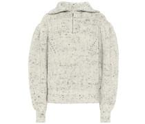 Pullover Kuma aus Wolle
