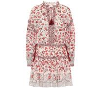 Minikleid Marigold aus Baumwolle