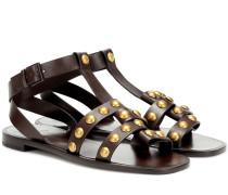Sandalen Blythe aus Leder
