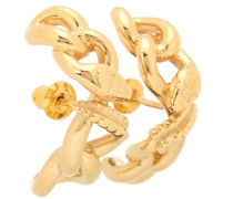 Vergoldete Ohrringe Nashash