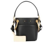 Bucket-Bag Mini Roy aus Leder