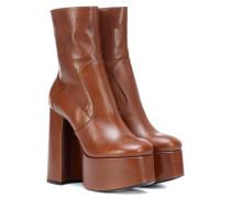 Ankle Boots Billy 140 aus Leder