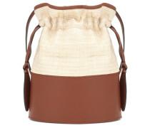 Bucket-Bag The Lola Large mit Leder