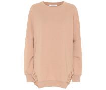 Sweatshirt Cosy Casual aus Baumwolle