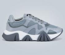 Sneakers Squalo aus Leder