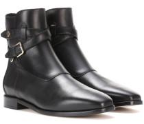 Ankle Boots Mitchel aus Leder