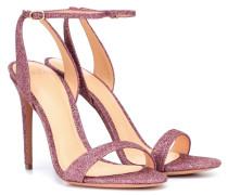 Sandalen Santine mit Glitter