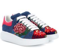 Alexander McQueen Bestickte Sneakers
