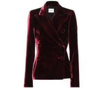 Blazer The Cathy aus Samt