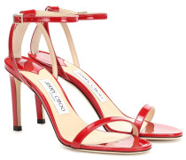 Sandalen Minny 85 aus Lackleder