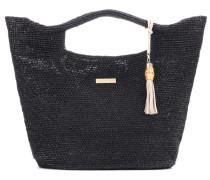 Handtasche Grace Bay auf Raffiabast
