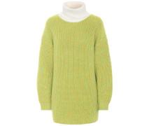 Pullover Tweedy aus Wolle
