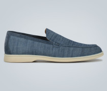 Loafers Summer Walk aus Canvas