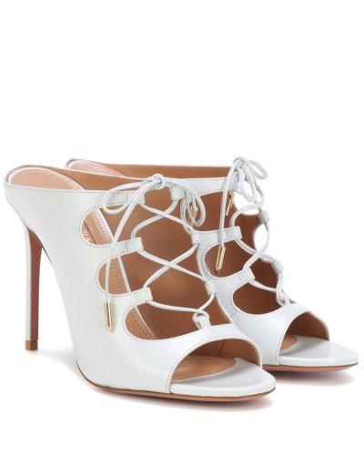 Sandalen Flirt 105 aus Leder