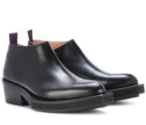 Ankle Boots Romeo aus Leder