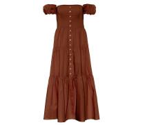 Off-Shoulder-Kleid Elio