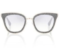 Verzierte Sonnenbrille Lizzy