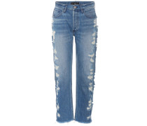 Jeans W3 Higher Ground Boyfriend Crop