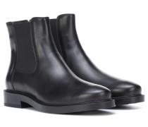 Chesea Boots aus Leder