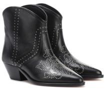 Ankle Boots Dollan aus Leder