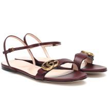 Sandalen Marmont aus Leder