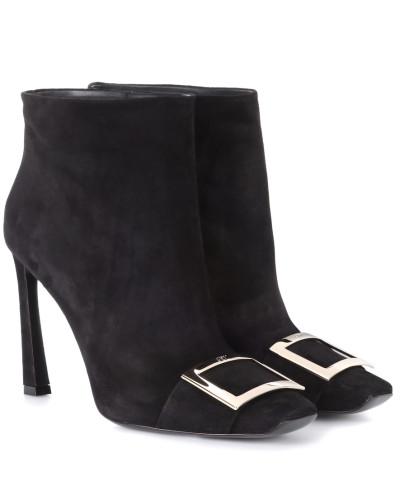 Outlet Besten Großhandel Erhalten Zum Verkauf Roger Vivier Damen Ankle Boots Trompette Extra Low 64RovP9
