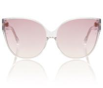 Cat-Eye-Sonnenbrille 656 C12