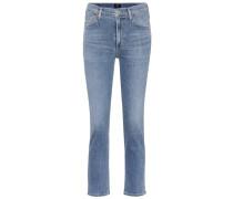 High-Rise Jeans Cara