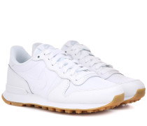 Sneakers Internationalist aus Leder