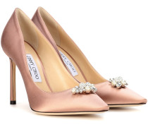 Pumps Alexa 100 aus Satin