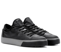 Sneakers Sen Low aus Leder