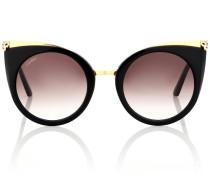Sonnenbrille Panthère de Cartier